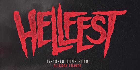 Le HellFest sur Canal+ dimanche