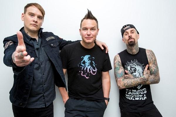 Blink-182 dans les charts