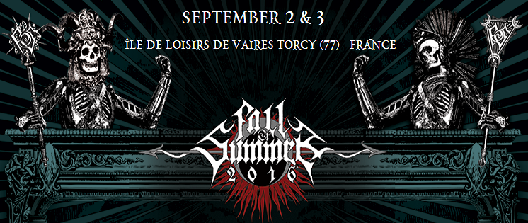 Fall of Summer 6ème annonce