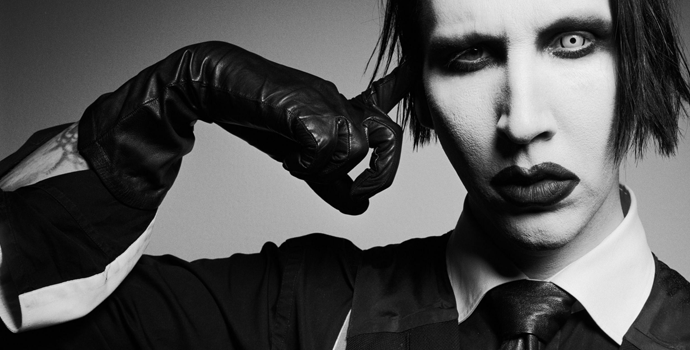 Marilyn Manson: Nouvel album