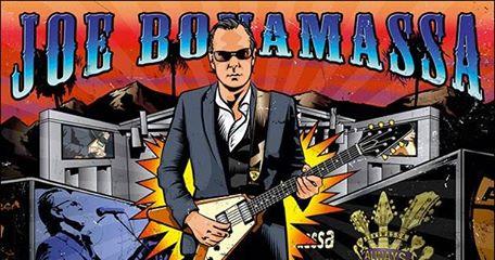 JOE BONAMASSA 7 extraits de son album Live
