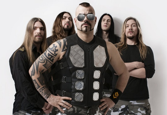 SABATON: Clip Live de The Art Of War