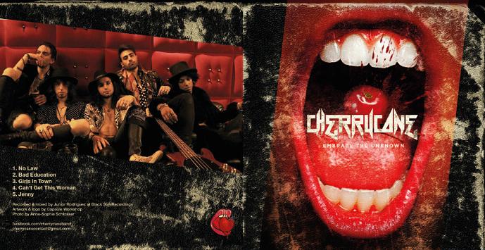 Chronique CHERRYCANE premier EP