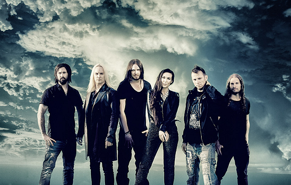 AMARANTHE annonce « That Song »