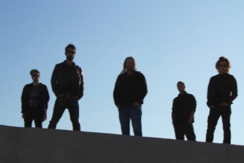 SNAP BORDER son premier album sort en digital