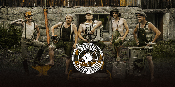 interview: STEVE'N'SEAGULLS