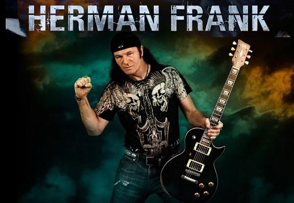 HERMAN FRANK le nouvel album est sorti