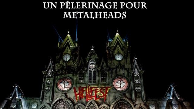 Livre : Hellfest – Un pèlerinage pour metalheads