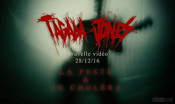 Tagada Jones nouveau clip