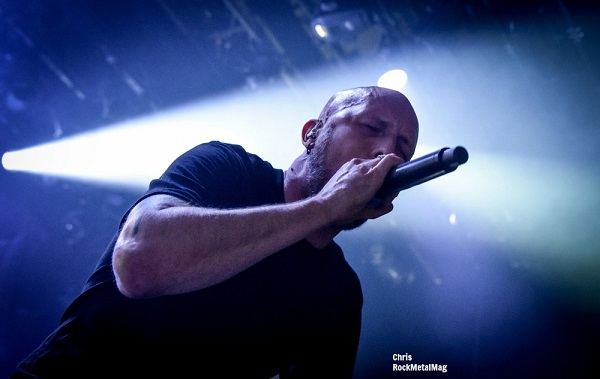Meshuggah + High On Fire : Live Report