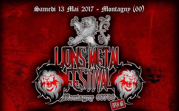 LIONS METAL FEST Annulation de 2 groupes