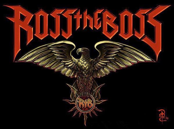ROSS THE BOSS on Tour avec son nouveau Line Up