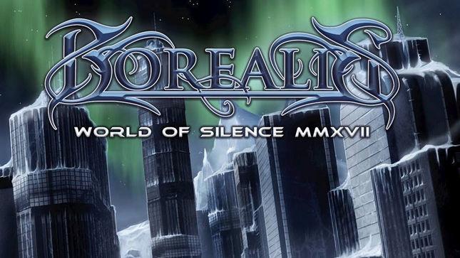 "BOREALIS  ""World Of Silence MMXVII"" remasterisé"