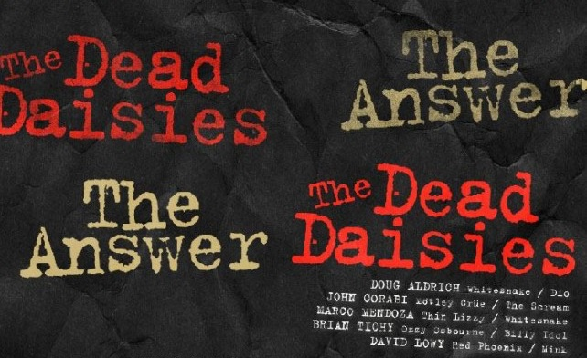 The Dead Daisies + The Answer
