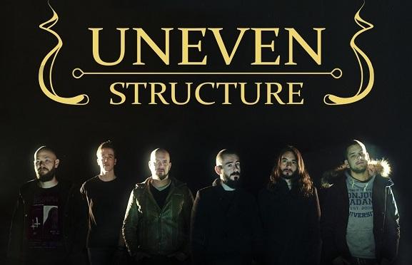 UNEVEN STRUCTURE nouveau label