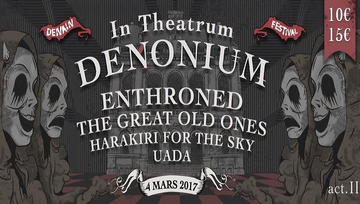 In Theatrum Denonium Acte II