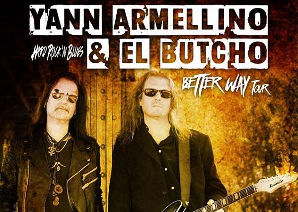 YANN ARMELLINO & EL BUTCHO nouvelle vidéo