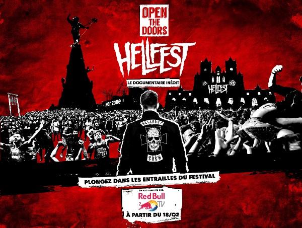 Open The Doors: Hellfest, le documentaire est en ligne!