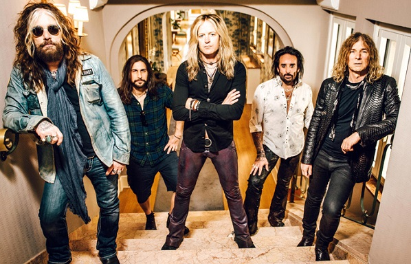 THE DEAD DAISIES : Nouvel album Live