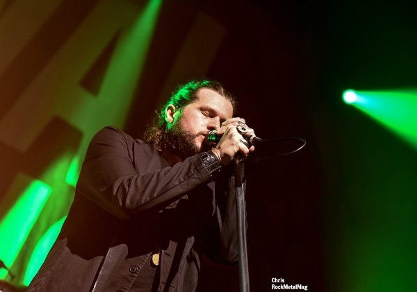 RIVAL SONS: Live Report