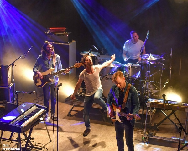 The Temperance Movement : live-report