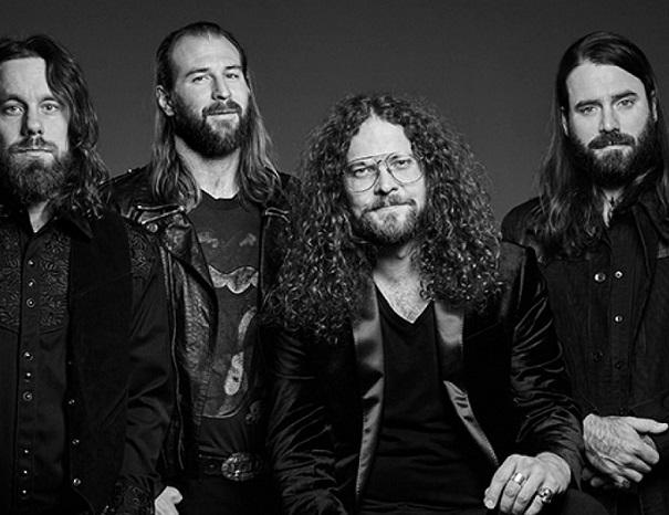Monster Truck en tournée avec Deep Purple