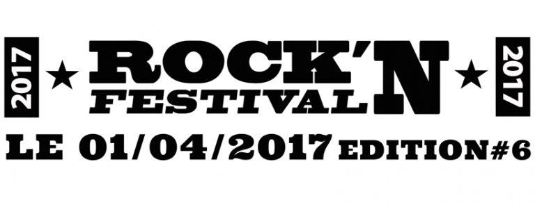 ROCK'N FESTIVAL 6ème édition