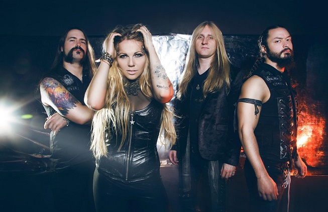 KOBRA AND THE LOTUS lance un nouveau single