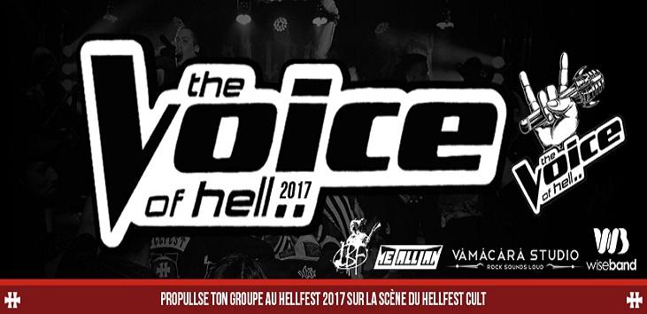 The Voice Of Hell deuxième édition