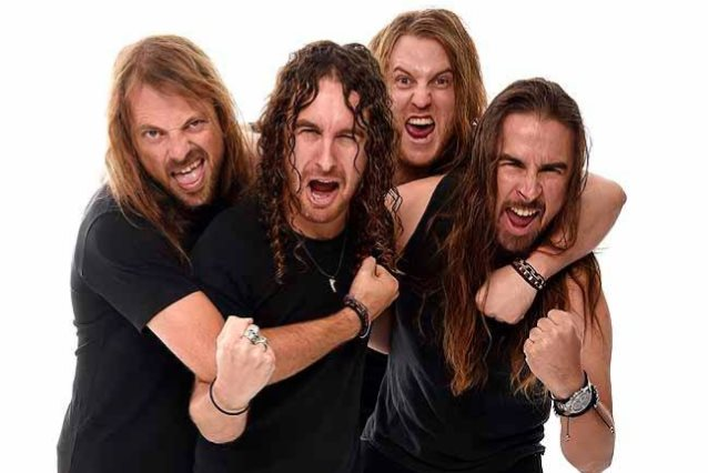 Airbourne en France cet été