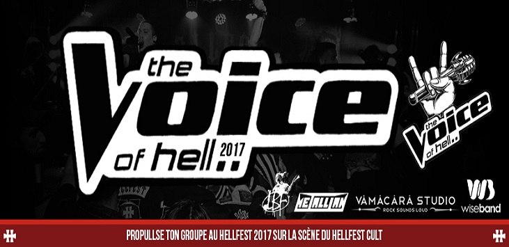 THE VOICE OF HELL – LANCEMENT DES VOTES