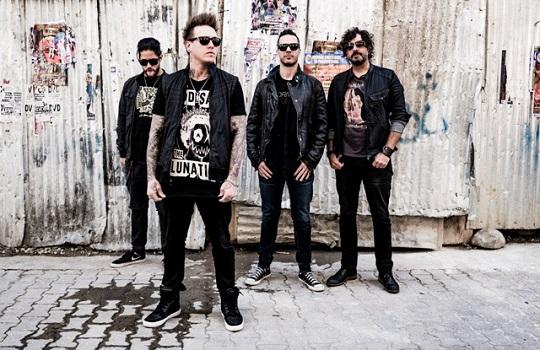 Papa Roach : son nouvel album est sorti