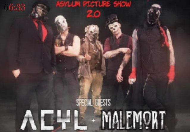 Live Report : 6:33 + ACYL + MALEMORT