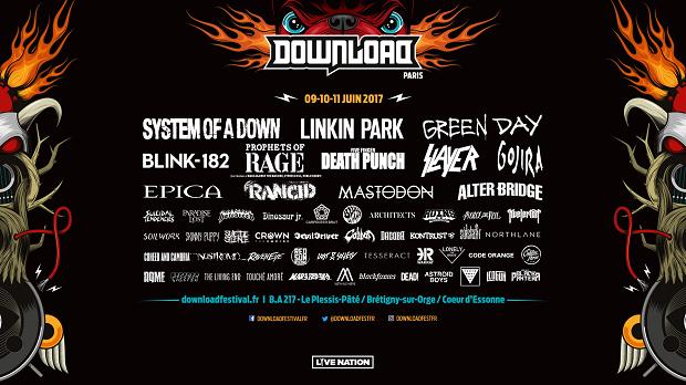Download Festival France : deuxième jour