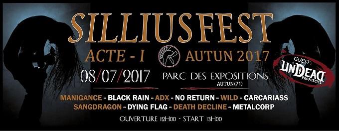 Festival SILLIUSFEST 1ère édition