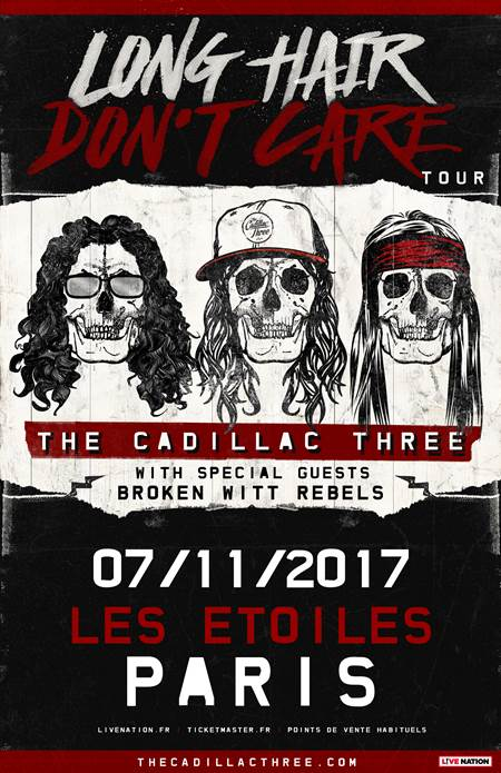 TC3 The Cadillac Three