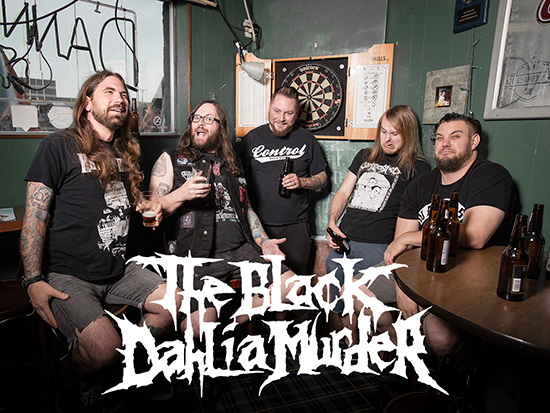 The Black Dahlia Murder news
