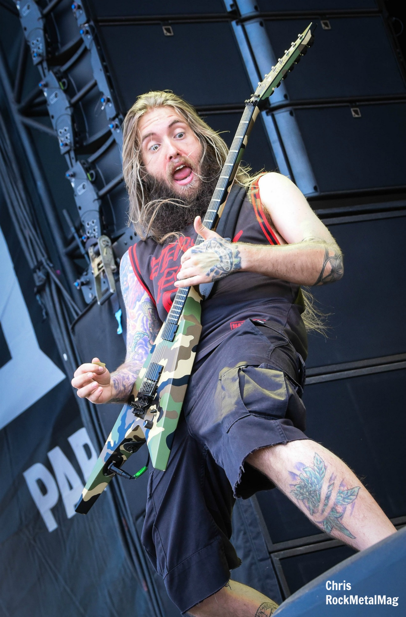 coSUICIDE SILENCE+4