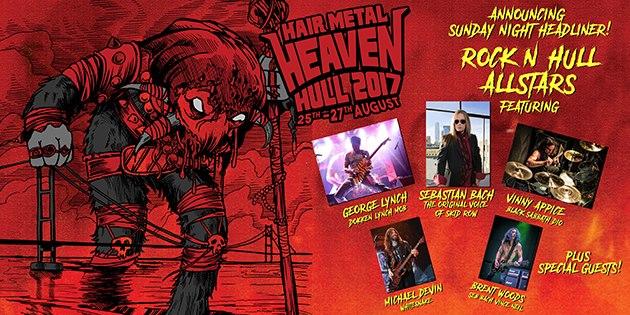 Hair Metal Heaven Festival