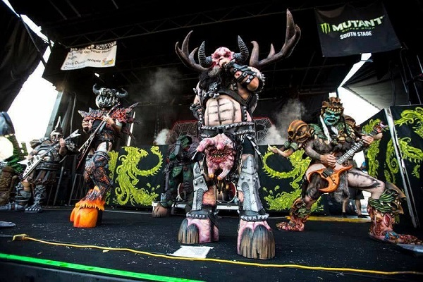GWAR s'associe à Nerdist pour son premier single audio