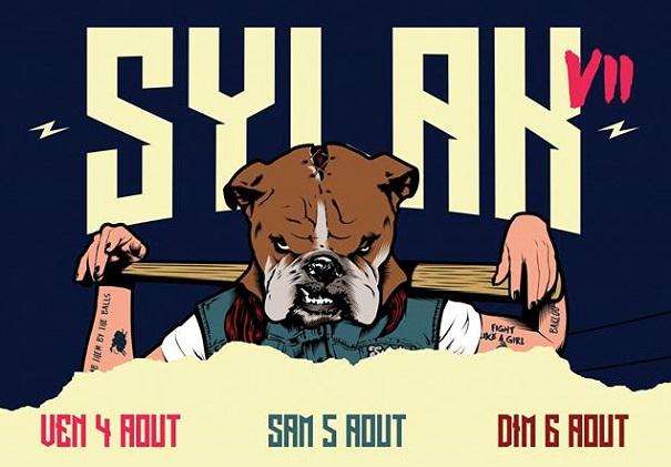 SYLAK OPEN AIR 4/5/6/ Août 2017