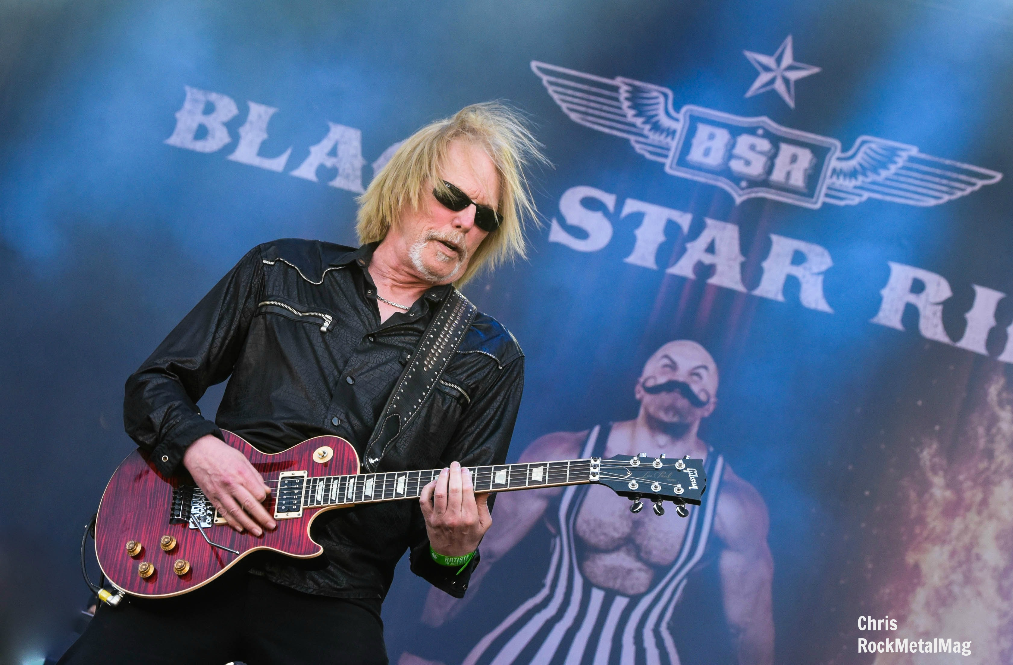 4 BLACK STAR RIDERS- Christiane TASTAYRE