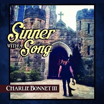 Sinner With A Song CD Cover