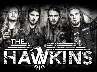 The Hawkins: chronique « Ain´t Rock n Roll »