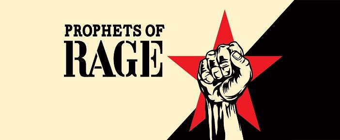 PROPHETS OF RAGE, l'album sort vendredi !