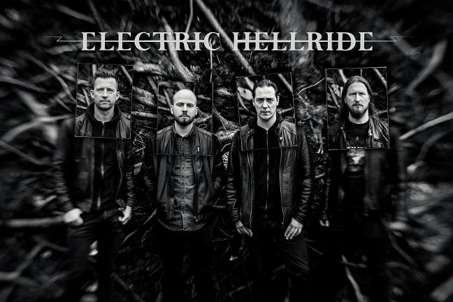 Electric Hellride lance un nouveau single