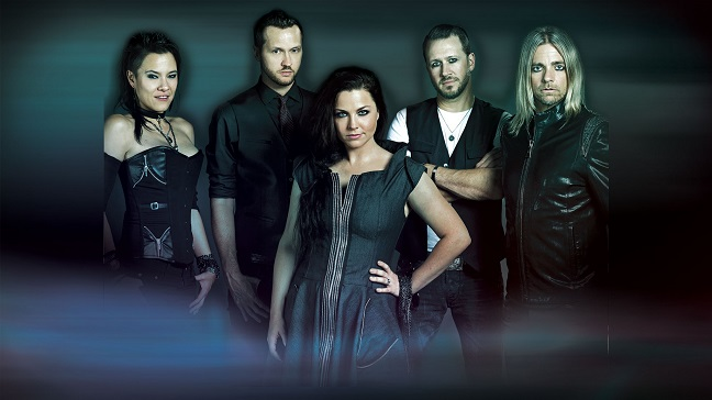 EVANESCENCE : Nouvel album 'SYNTHESIS'