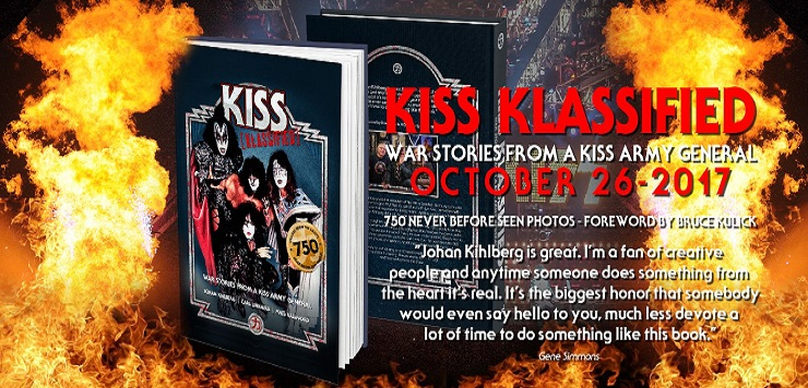 KISS KLASSIFIED : sortie le 26 octobre