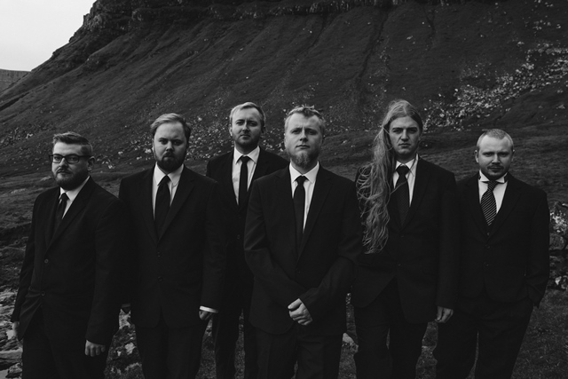 Hamferð rejoint Metal Blade Records
