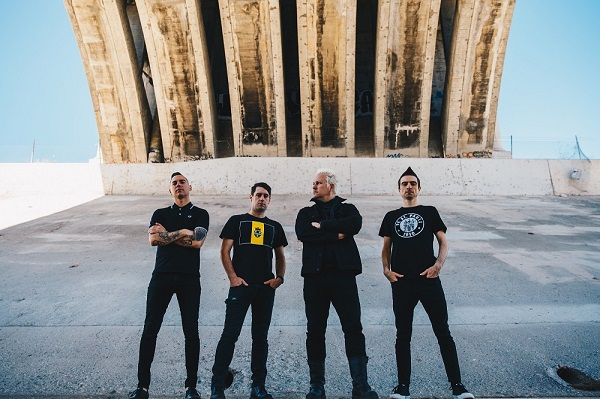 ANTI FLAG lance la Lyric vidéo de « The criminals »